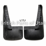 Range Rover Mud Flaps Rear Pair STC7703