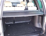 Freelander Cargo Loadspace Cover Black STC7925PUY