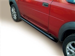 Freelander Black Steel Side Body Protection Tube Bar STC7945AA