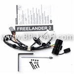 LR2 Tow Trailer Wiring Electric Harness VPLFT0107