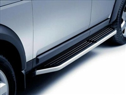 LR3 LR4 Side Step Running Boards Right Side