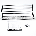 Range Rover Front Protection Bar Lamp Guards VUB000800