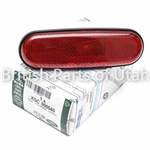 Freelander Bumper Marker Light Lamp Right Rear XGC000040