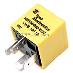 Range Rover Freelander Yellow Relay YWB10012L