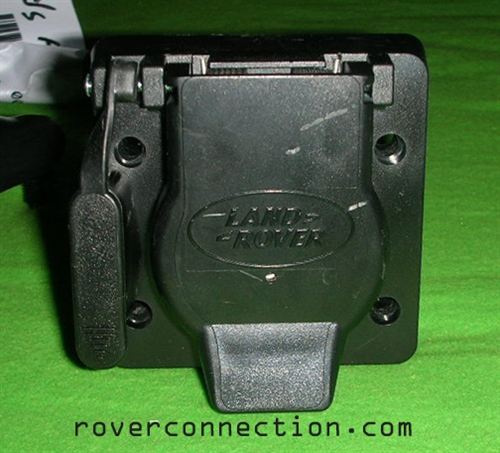 Range rover tow trailer wiring harness electric ywj