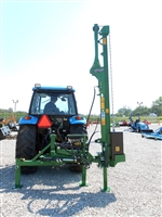 POST DRIVER, POST POUNDER: BASIC XL300 HYDRAULIC TILT, 90° SWING, OFFSET 110KLBS FORCE