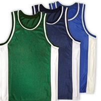 "SHIMMER BASKETBALL JERSEY ""LIMITED SIZES"""
