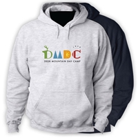 DEER MOUNTAIN DAY CAMP OFFICIAL HOODED SWEATSHIRT