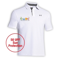 DEER MOUNTAIN DAY CAMP ADULT UNDER ARMOUR LEADERBOARD POLO