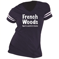 FRENCH WOODS SPORTS LADIES GAME DAY TEE