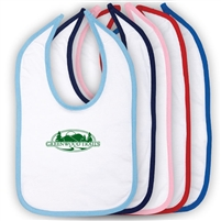 GREENWOOD TRAILS INFANT VELCRO BIB