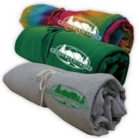 GREENWOOD SWEATSHIRT BLANKET