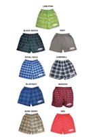 GREENWOOD TRAILS FLANNEL BOXERS