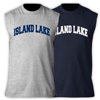 ISLAND LAKE SLEEVLESS TEE