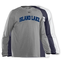 ISLAND LAKE UNDER ARMOUR LONGSLEEVE TEE