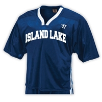 ISLAND LAKE OFFICIAL LACROSSE JERSEY