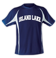 ISLAND LAKE OFFICIAL SOCCER JERSEY