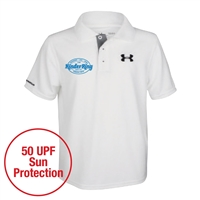 KINDER RING YOUTH UNDER ARMOUR MATCH PLAY POLO
