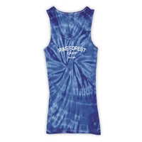 PINE FOREST TIE DYE TANK TOP