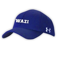 WAZIYATAH UNDER ARMOUR CURVED BRIM STRETCH FITTED CAP