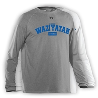 WAZIYATAH UNDER ARMOUR LONGSLEEVE TEE