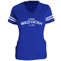 WAZIYATAH LADIES GAME DAY TEE