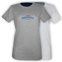 WAZIYATAH GIRLS FITTED TEE