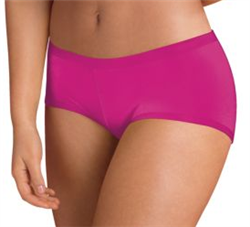 D49EAS- Hanes women's Cotton Stretch Boy Briefs