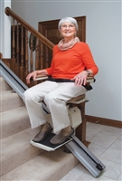 Legacy Elegance Stair Lift by Staying Home Corporation
