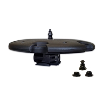 "AQF5200-100 - Aqua Marine Floating Fountain with 36"" Float and 5,200 GPH Pump with 100' Cord"