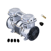PA-RP60P - Patriot Pond 3.9 CFM Rocking Piston Aeration Compressor