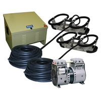 Kasco Marine RAH2 - Robust-Aire Aquatic Aeration System w/ Base Cabinet Mount