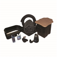 XSH0 - 15' x 20' Simply Ponds 2100 EPDM Pond Kit