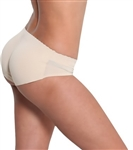 Seamless Laser Cut Butt Enhancer Panty
