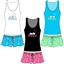 Wholesale Dog Tired Tank & Short PJ Set