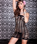 Wholesale Spandex seamless potholes tube mini dress
