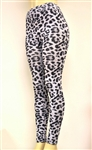 Wholesale Seamless Leggings with leopard print