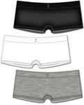 Make It Girly - Cotton Spandex Boyshorts
