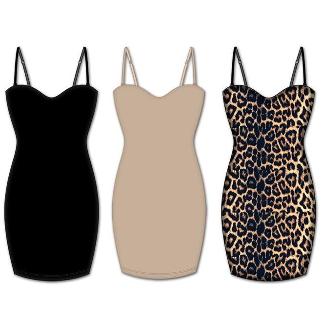 Wholesale Slip Me Under Seamless Shaping Dress