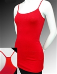 Wholesale H-Back Cotton spandex Camisole top