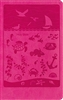 NIrV Study Bible for Kids. Pink Italian Duo-Tone. Zondervan.