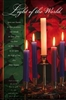 "Pkg./100 Light of the World Christmas Advent Bulletins. Large (8 1/2""x14"").  Save 20%."