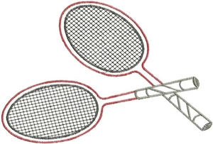 Racquets Head Panel Insert