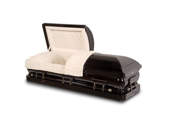 Bellevue - Solid Poplar Wood Casket