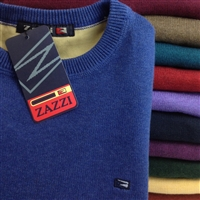 ZAZZI Cotton Crew Neck Jumper 01-8481