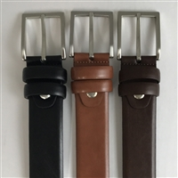 1021 SMOOTH LEATHER BELT