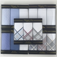 3192 3193 3196 3 Pack Men's Handkerchiefs
