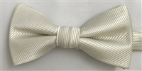 349 Ivory Wedding Boy's Bow