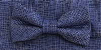 Boy's Bow & Pocket Square & Tie