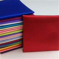 B1764 Satin Polyester Pocket Square
